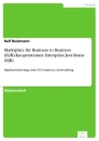 Titel: Marktplatz für Business to Business (B2B)-Kooperationen: Enterprise Java Beans (EJB)