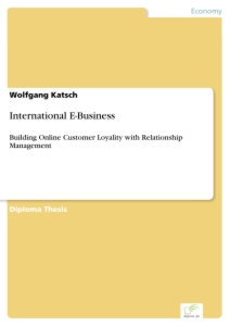 Titel: International E-Business
