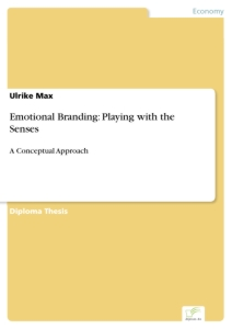 Titel: Emotional Branding: Playing with the Senses