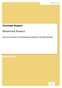 Titel: Behavioral Finance