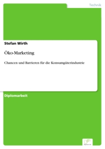 Titel: Öko-Marketing
