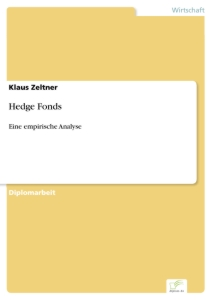 Titel: Hedge Fonds