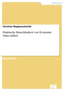 Titel: Praktische Brauchbarkeit von Economic Value Added