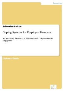 Titel: Coping Systems for Employee Turnover