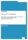 Titel: The way they communicate