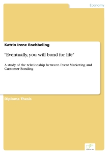 """Titel: """"Eventually, you will bond for life"""""""