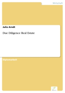 Titel: Due Diligence Real Estate
