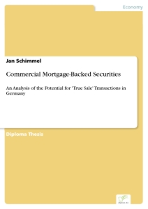 Titel: Commercial Mortgage-Backed Securities