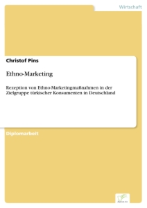Titel: Ethno-Marketing