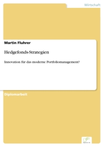 Titel: Hedgefonds-Strategien