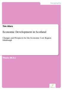 Titel: Economic Development in Scotland