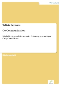 Titel: Co-Communication