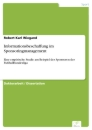 Titel: Informationsbeschaffung im Sponsoringmanagement