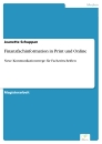 Titel: Finanzfachinformation in Print und Online