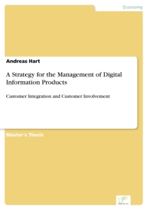 Titel: A Strategy for the Management of Digital Information Products