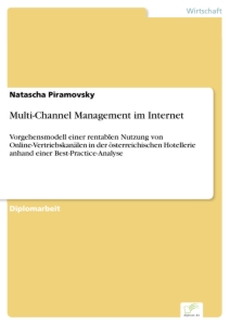 Titel: Multi-Channel Management im Internet