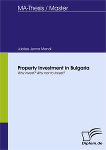 Titel: Property Investment in Bulgaria