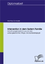 Titel: Intervention in dem System Familie