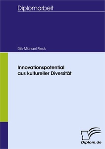 Titel: Innovationspotential aus kultureller Diversität