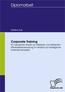 Titel: Corporate Training