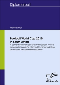Titel: Football World Cup 2010 in South Africa