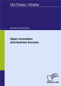 Titel: Open Innovation and Business Success