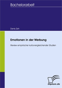 Titel: Emotionen in der Werbung