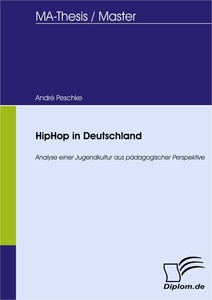 Titel: HipHop in Deutschland