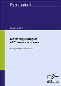 Titel: Marketing strategies of Chinese companies