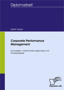 Titel: Corporate Performance Management