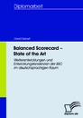 Titel: Balanced Scorecard – State of the Art