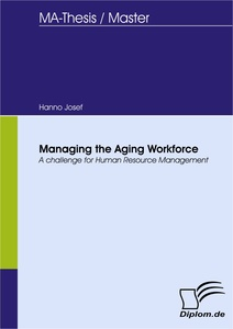 Titel: Managing the Aging Workforce