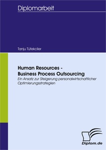 Titel: Human Resources – Business Process Outsourcing