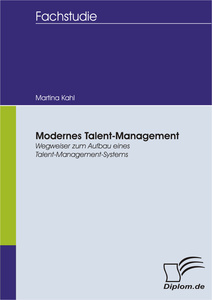 Titel: Modernes Talent-Management