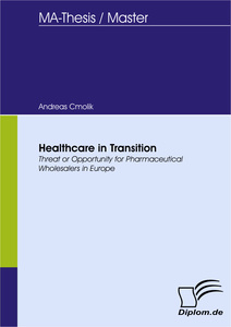 Titel: Healthcare in Transition:Threat or Opportunity for Pharmaceutical Wholesalers in Europe