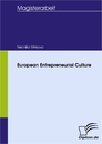 Titel: European Entrepreneurial Culture