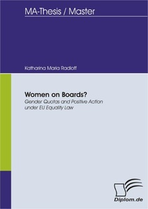 Titel: Women on Boards?