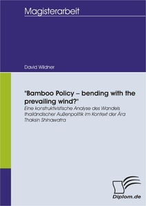 "Titel: ""Bamboo Policy – bending with the prevailing wind?"""