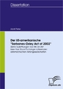 "Titel: Der US-amerikanische ""Sarbanes-Oxley Act of 2002"""