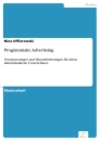 Titel: Programmatic Advertising
