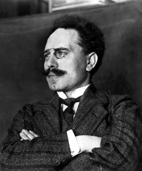 Karl Liebknecht (ca. 1911)