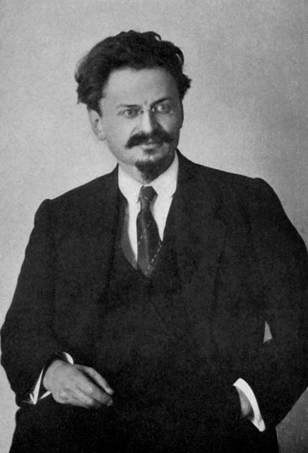 Leo Trotzki (1921)