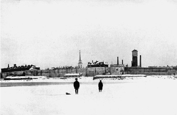Petrograd, Festung »Schlüsselburg«