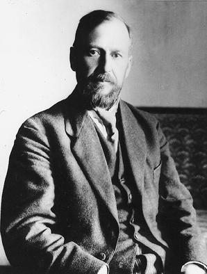 Porträt von Ch. G. Rakowski