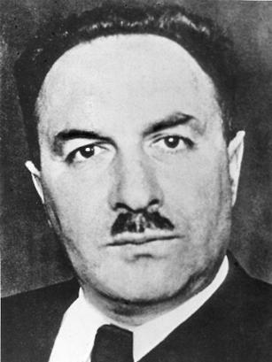 Porträt von A. P. Rosengolz