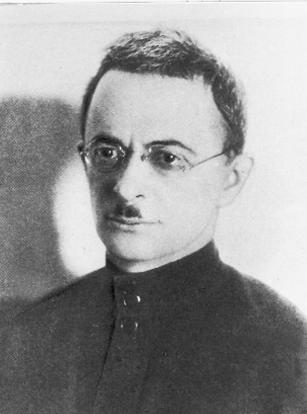 Porträt von G. G. Jagoda