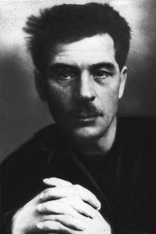 Porträt von P.P. Postyschew