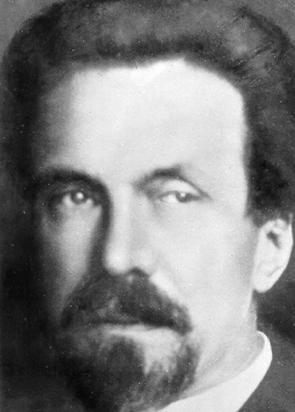 Porträt von I. Rykow