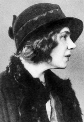 Porträt von N.I. Sedowa